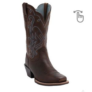 Ariat Ladies Legend Boots with Square Toe! 👢👢